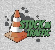 Stuck in traffic One Piece - Long Sleeve