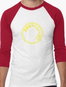 Camera Mode Dial Men's Baseball ¾ T-Shirt