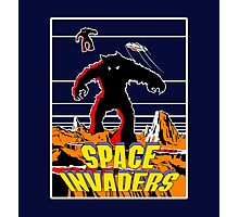 Invaders from space Photographic Print