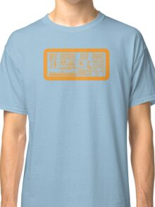 Canon Camera LCD panel Classic T-Shirt