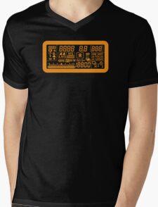 Canon Camera LCD panel Mens V-Neck T-Shirt