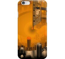 SPATIAL CITY iPhone Case/Skin