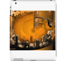 SPATIAL CITY iPad Case/Skin