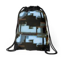 abstract art work 1 Drawstring Bag