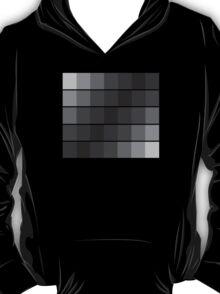 greyscale blocks T-Shirt