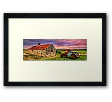 Flaxmans Valley Panorama Framed Print