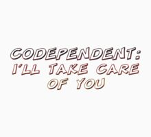codependent - sticker by vampvamp