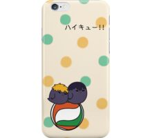 Karasuno Birds (iPhone Version) iPhone Case/Skin