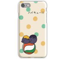 Karasuno Birds (iPhone Version) iPhone Case/Skin