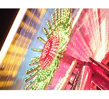 Candy coloured Photographic Print