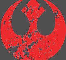 Rebel Alliance Emblem by arkstangent