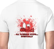 Bleeding Unisex T-Shirt