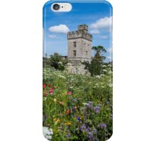Lismore Castle gardens iPhone Case/Skin