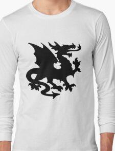 Heraldic dragon Long Sleeve T-Shirt