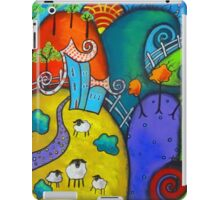 The Enchanted Countryside iPad Case/Skin