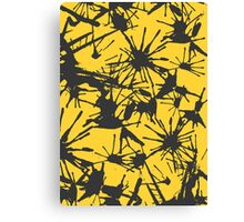 Ink Splatter 03 Canvas Print