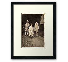 Grand Aunt Lilian Framed Print