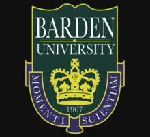 Barden University Chest Logo Shirt by SanneLiR