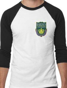Barden University Chest Logo Shirt Men's Baseball ¾ T-Shirt