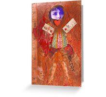 skirt, 2010 Greeting Card