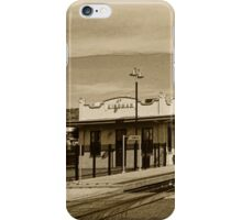 Route 66 Station iPhone Case/Skin