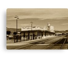 Route 66 Station Canvas Print