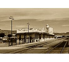 Route 66 Station Photographic Print