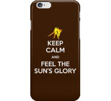 Keep calm and Leona is the way iPhone Case/Skin