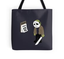 Friday the 12th Tote Bag