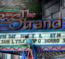 The Strand by Donnie Voelker