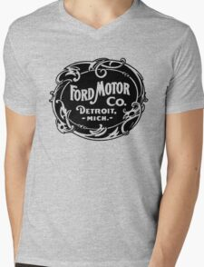 Ford Mens V-Neck T-Shirt