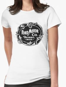 Ford Womens Fitted T-Shirt