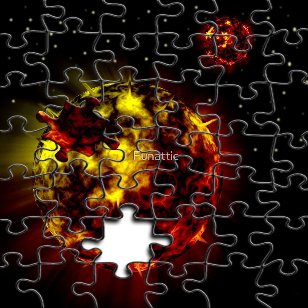 Hot planet jigsaw puzzle by Funattic
