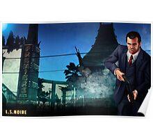 L.S.Noire Michael Poster