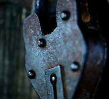 Old Lock -4 by jphall