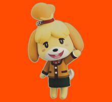 Nendoroid Isabelle (Winter) Kids Clothes
