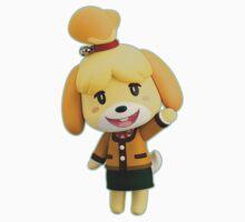 Nendoroid Isabelle (Winter) Kids Tee