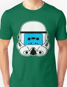 Cassette Trooper - Blue T-Shirt