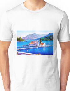 Tranquil Island Unisex T-Shirt