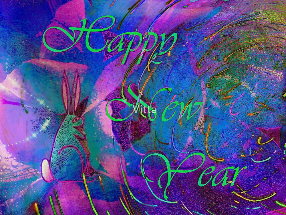 Happy New Year! by Vitta
