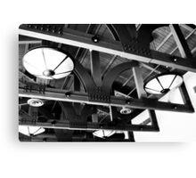 Architecture - Ceiling Detail Canvas Print