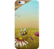 """""""The Earth Laughs In Flowers"""" iPhone Case/Skin"""