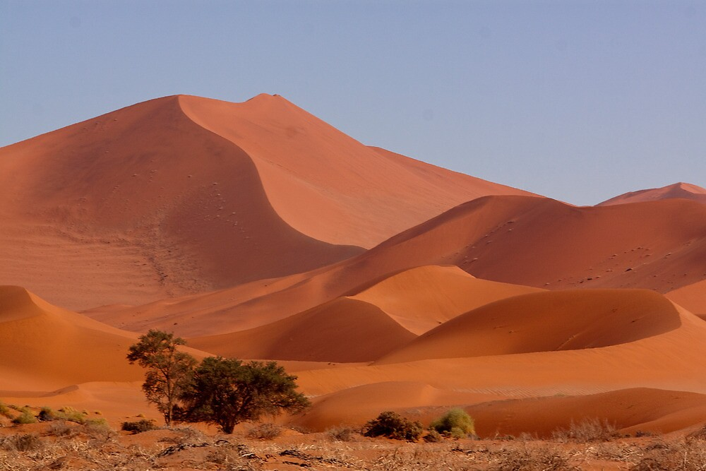 now thats a sand dune  by mike parker