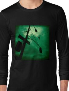 Shoes and Wires Long Sleeve T-Shirt