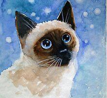 Siamese by Tania Richard