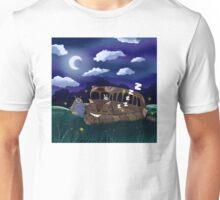 Goodnight, Cat Bus! Unisex T-Shirt