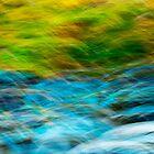 Burbling Along by Richard Keech
