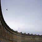 Royal Crescent by Irina Chuckowree
