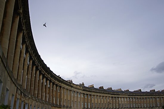Royal Crescent by Irina Chuckowree