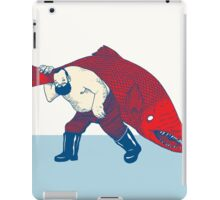 Big Fish iPad Case/Skin